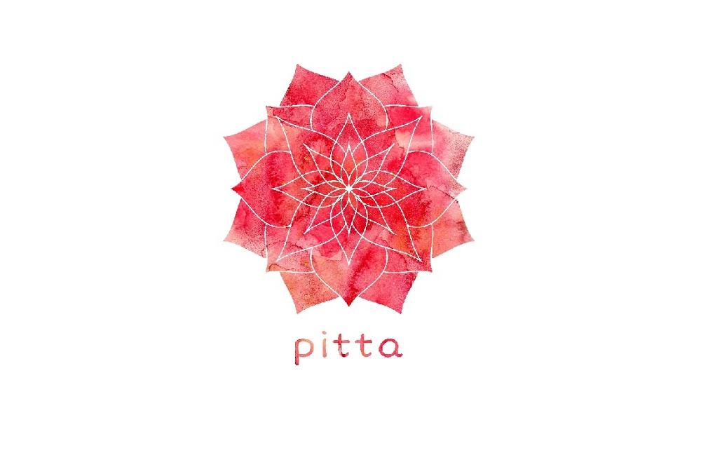 Pitta Dosha Zeichen Darstellung